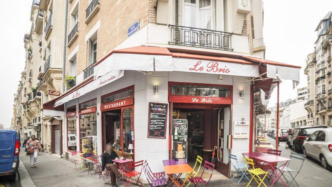 Le Brio - Restaurant - Paris