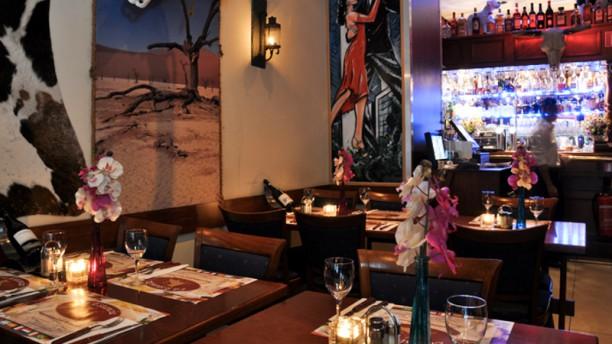 La Estancia Restaurantzaal