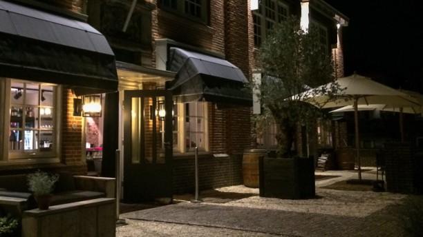 The WineKitchen Het restaurant