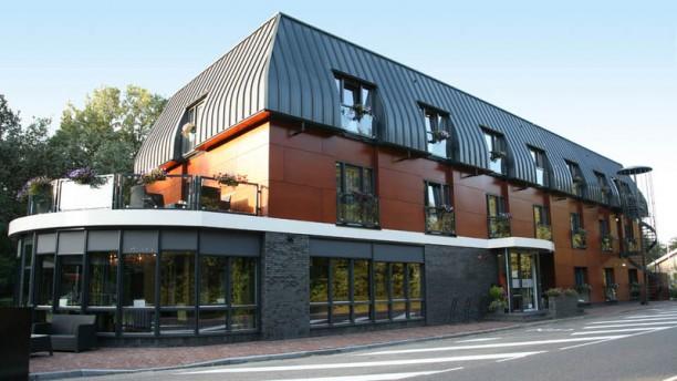 Fletcher Hotel-Restaurant De Kempen Ingang