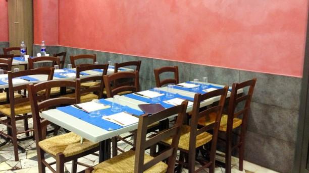Golosone Anzio Sala del ristorante
