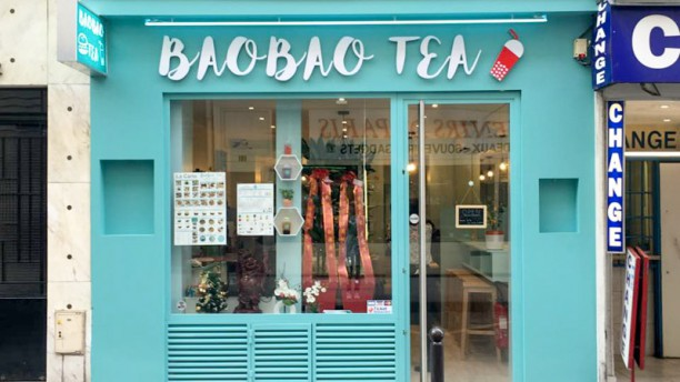 BaoBao Tea Entrée