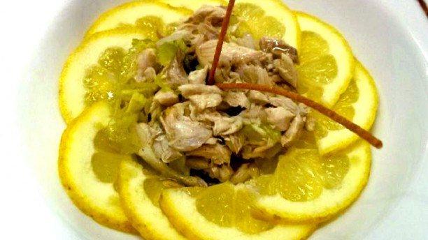 Cialoma Taverna Milazzo Suggerimento dello chef