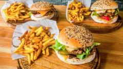 Le Brooklyn's Burger