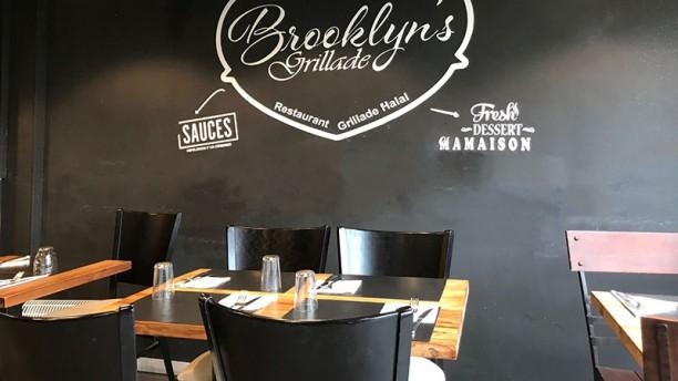 Le Brooklyn's Burger Vue de la salle