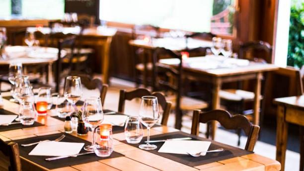 Restaurant des Chasseurs Salle