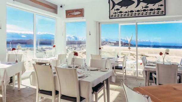 El chiringuito Lounge Beach Vista de la sala