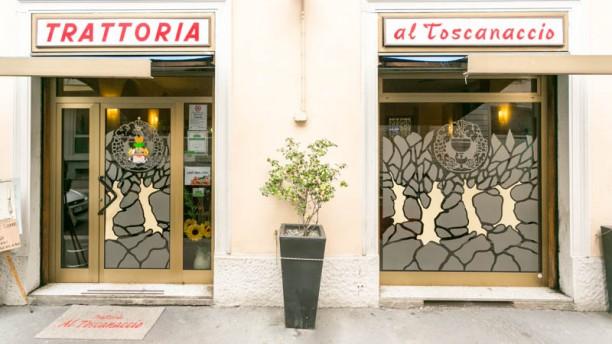 Al Toscanaccio - Trattoria Entrata